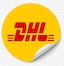 90 909709 dhl icon png clipart